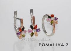 Гарнитур Ромашка-2