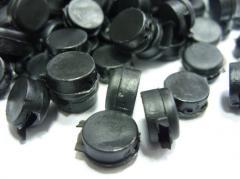 Piombino di materiale plastico