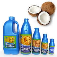 100 % натуральное кокосовое масло
