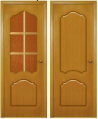 Двери шпонированные производства фабрик Двери