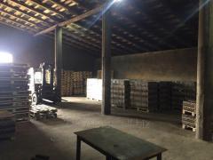 Plant on production of fuel briquettes
