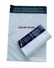 Курьерский пакет 130x190+40 (А6)