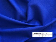 Ткань Лен 97% Еластан 3% (КОЛІР: синій електрик