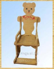 "Rocking-chair ""Bear cub"" 094"