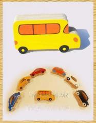 Bus School machine 049
