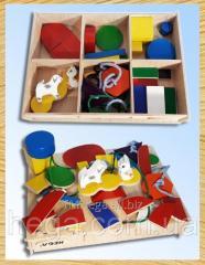 Montessori set No. 2 138