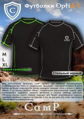 Brand T-shirt OptidrY