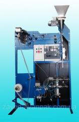 Автомат Пневматик-100 с двухпотоковым объёмным дозатором АВАНПАК для фасовки в пакеты Стик