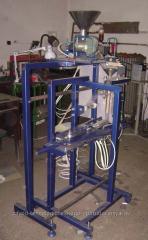 Полуавтомат Z-250 АВАНПАК с объёмным дозатором для фасовки в 3-х шовные пакеты
