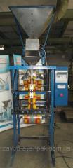 Полуавтомат Z-400 АВАНПАК с объёмным дозатором для фасовки в 3-х шовные пакеты