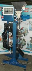 Однопотоковый Автомат Пневматик-42 АВАНПАК для фасовки в пакеты Стик