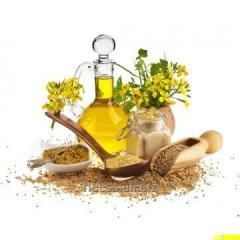 Mustard oil, mustard oil, from 1 kg