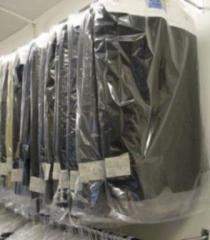 Пакеты полиэтиленовые для одежды 65*130*25