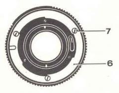 """Photographic lenses """"Galeas C 2,8/150 ″"""