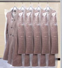 Пакеты полиэтиленовые для одежды