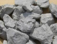 Blue Clay for cosmetic and medicine purposes