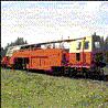 Машина выправочно-подбивочно-рихтовочная ВПРС-02