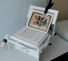 Вакуумная всасывающая панель SBD1 для реставрации книг в блоке
