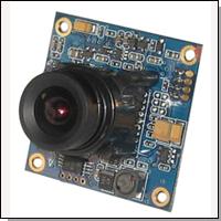 Видеокамера модульная IVR-132C