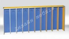 Hanger for towels 1500х150х650