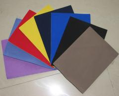 Neoprene for goods of medical prescription