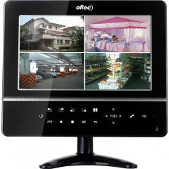HDVR-49ANV (B) video on-door speakerphone