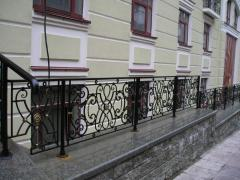 Shod fencings