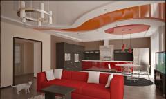 Stretch ceilings Luxury Decor Kiev