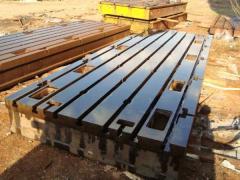 Плита монтажно - сварочная чугунная 1000*2000 м
