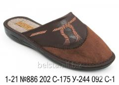 Slippers women's 1-21/202 S-175