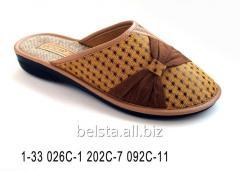 Slippers women's 1-33/115 S-160