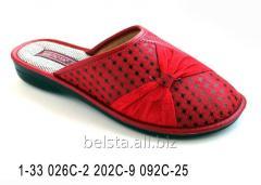 Slippers women's 1-33/115 S-175