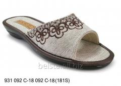 Slippers women's 931/479 S-11