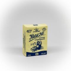 Масло сливочное - 73.0%