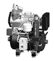 Dental compressor (art. 070230)