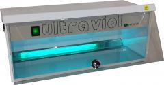 "Ultra-violet boxing of ""Tau Ultraviol"