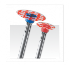 SwissFlex of a mandrill (holder of a grinding