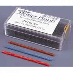 Abrasive polishing pencils of Noritake Meister