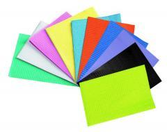 Cтоматологические салфетки для пациента Euronda Monoart Premium 3х-слойные 500шт