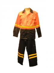 The overalls are technical, Service of gas.
