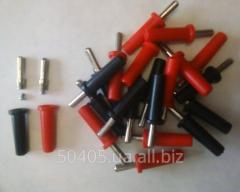 Plug Sh-42, socket plug, unary 4 mm, fork, plug