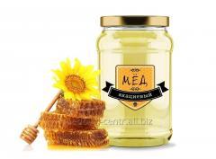 Мёд с белой акации