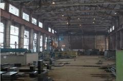 Завод по переработке гранита
