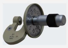 Micrometers sheet ML 10 kl.2
