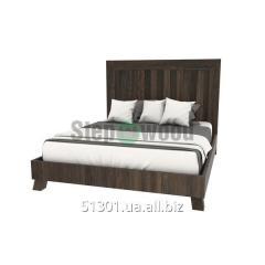 Кровать очень прочная большая и удобная