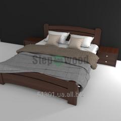 Кровать деревянная семейная ручной работы Roadhil