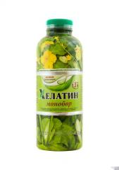 HELATIN® MonoBor 1,2l; microfertilizer; צמיחה ממריצה; יסודות קורט; דשן Chelate; מסיסים במים דשנים; דשנים עבור דישון עלוותי.