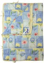 Шерстяное одеяло из овечьей шерсти Billerbeck ДУЭТ