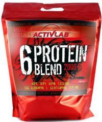 Спортивное питание ActivLab 6 Protein Blend (2000 гр.)
