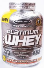 Спортивное питание MuscleTech Platinum 100% Whey (2280 гр.)
